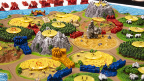 Image for Catan's sold-out 3D Edition is making a return this summer - and it costs $300