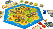 Catan board game Layout