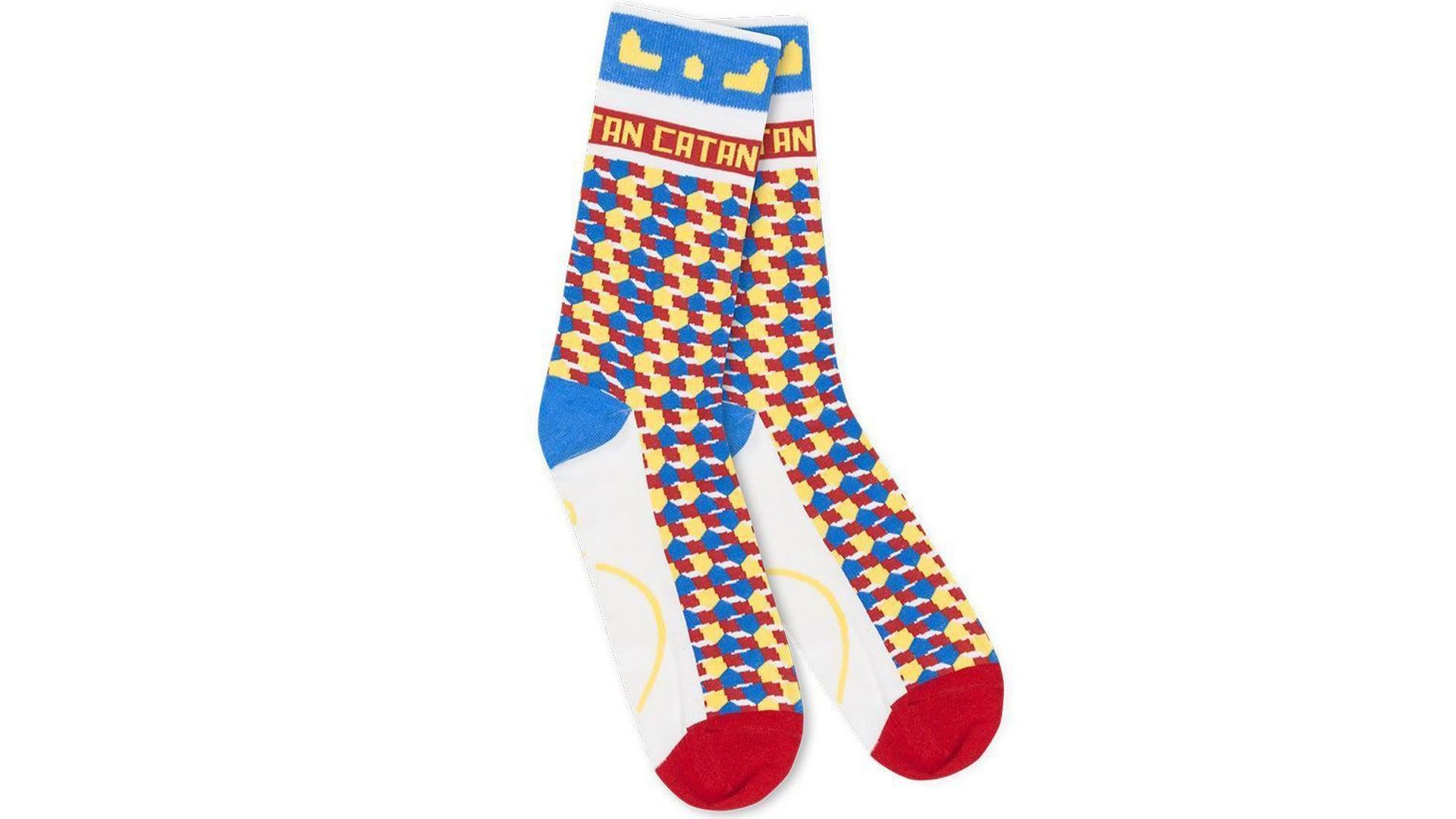 Catan Socks image