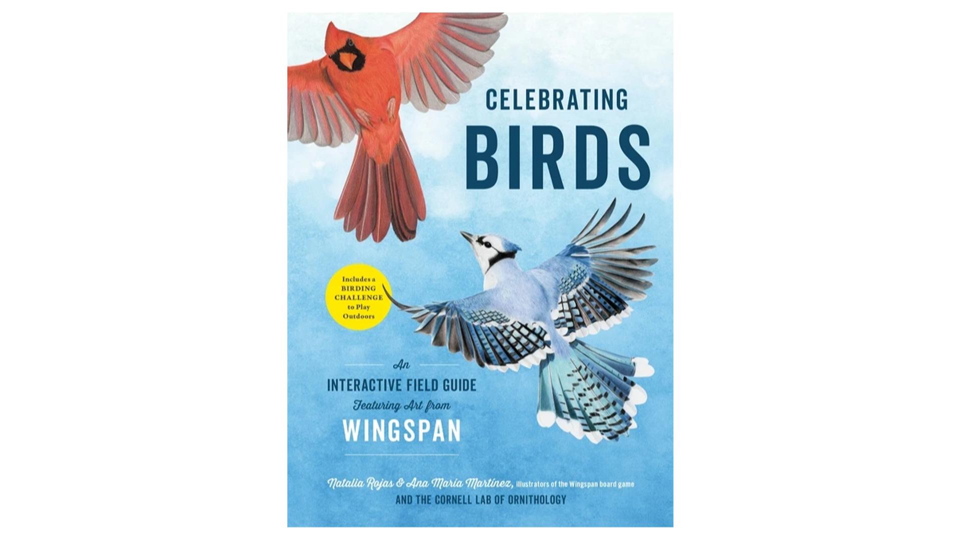 Celebrating Birds book cover