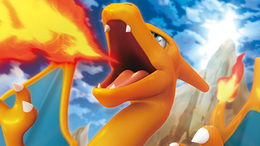 Charizard Pokemon TCG Battle Academy