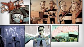 Image for Gastronomic detective comic Chew plates up a Forged in the Dark-style RPG adaptation