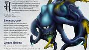 Chilling Tales of the Whispering Winds monster art tentacles