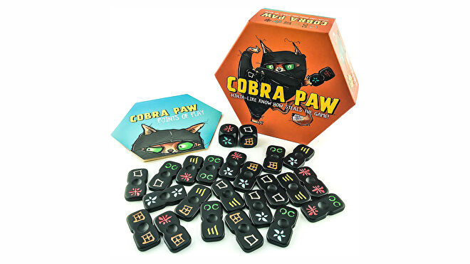 Cobra Paw best family board games