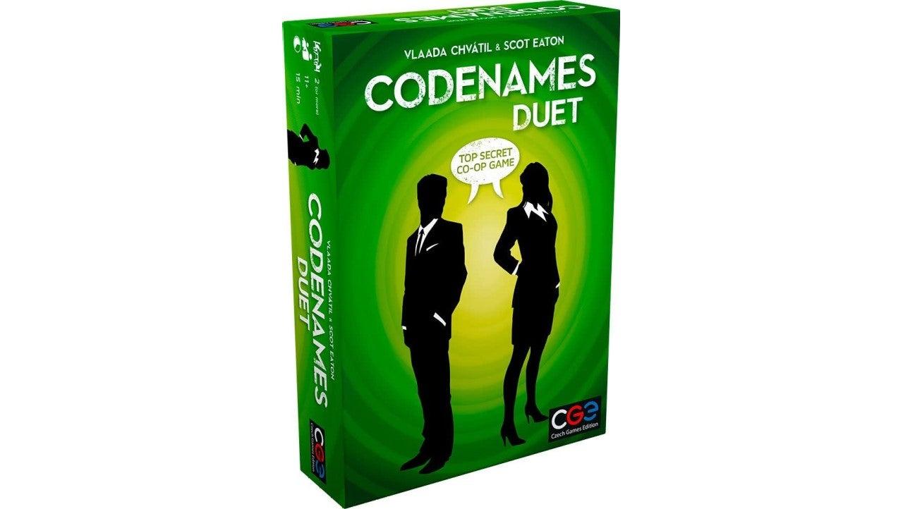 Codename Duet box