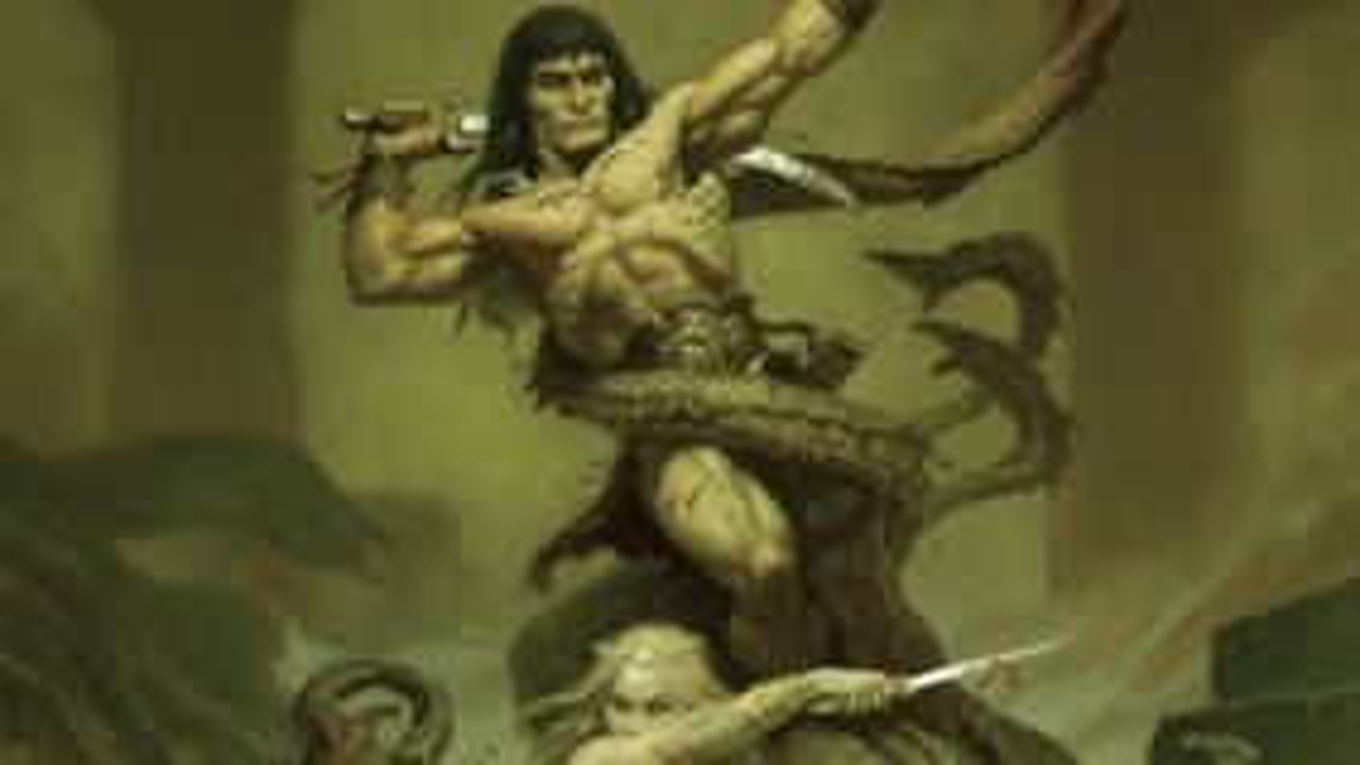 Conan RPG cover artwork