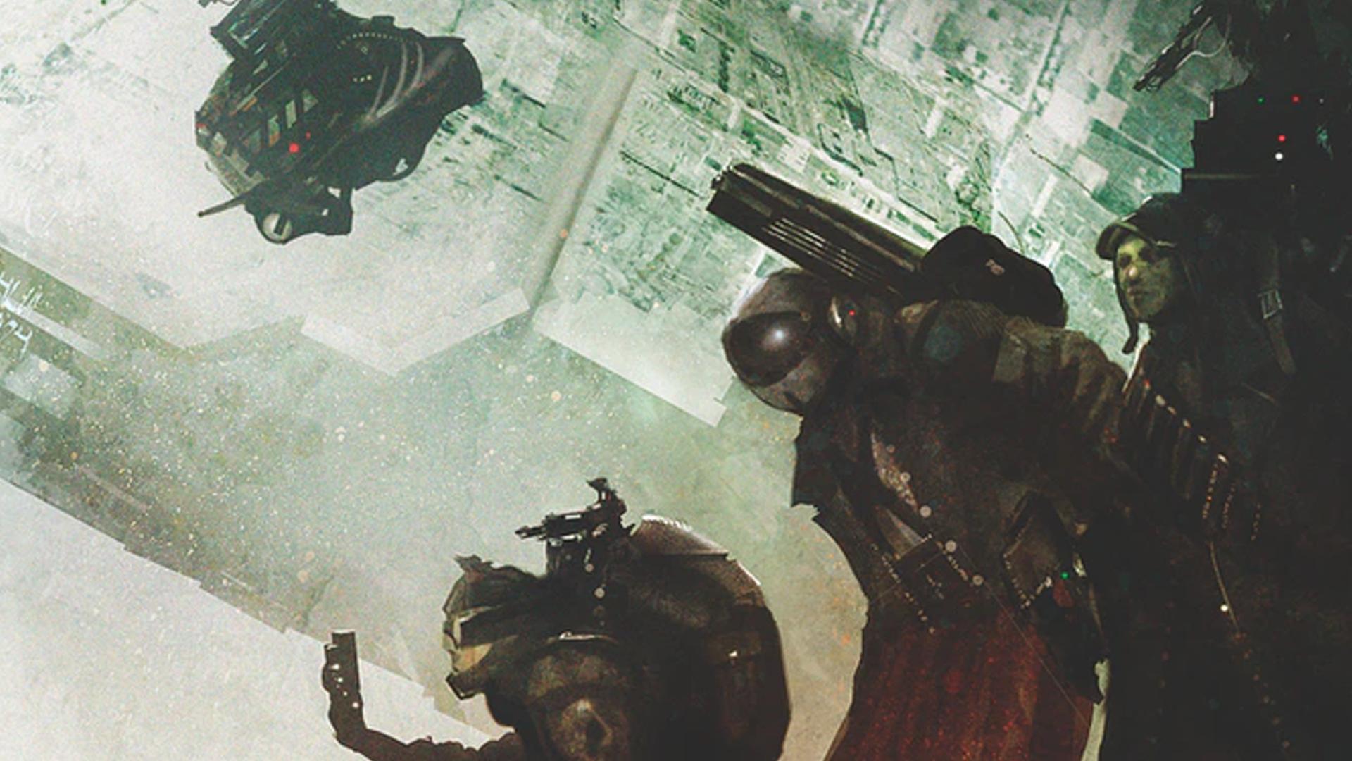 Coriolis RPG artwork