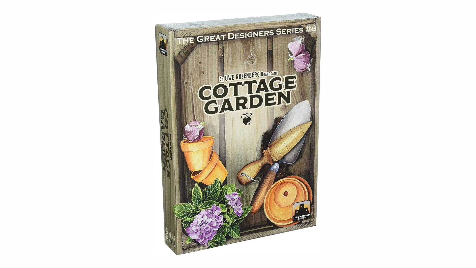 Cottage Garden board game box
