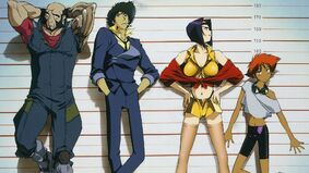 Image for Cowboy Bebop RPG will let you play as the anime's characters, won't touch the movie or Netflix series