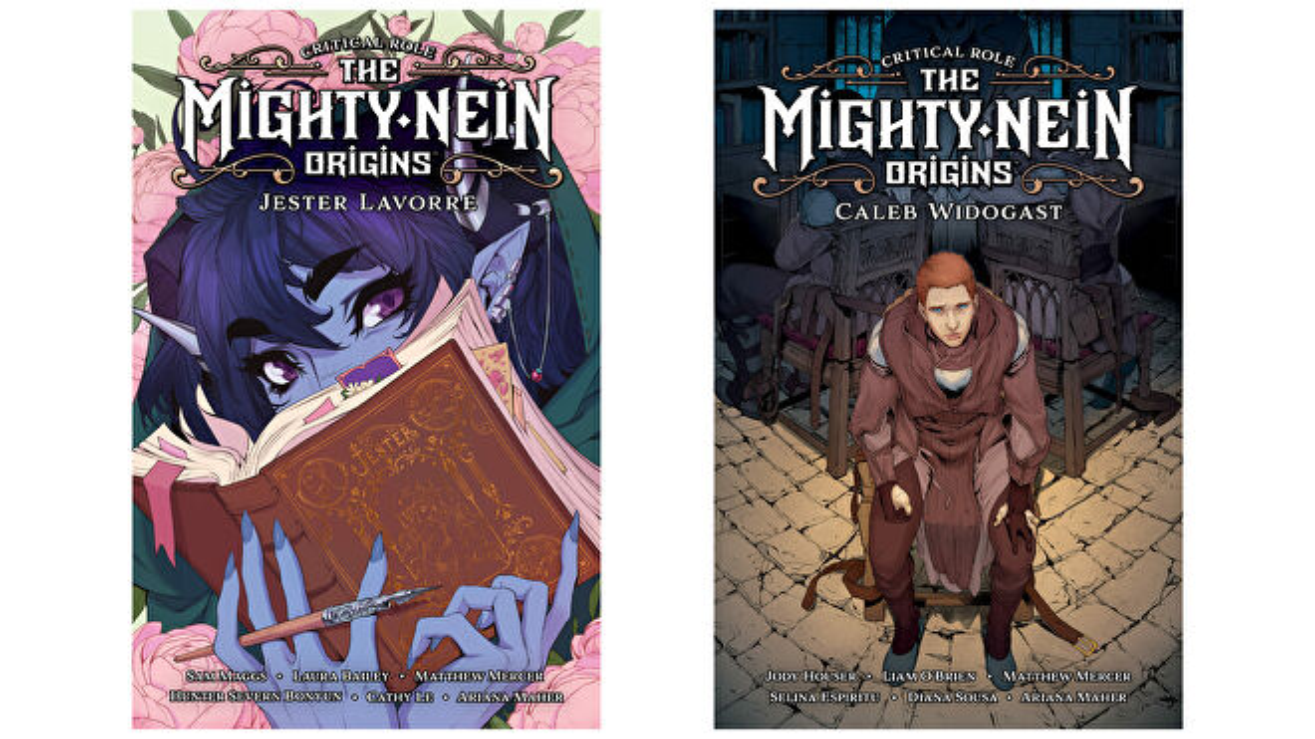Critical Role: Mighty Nein Origins artwork