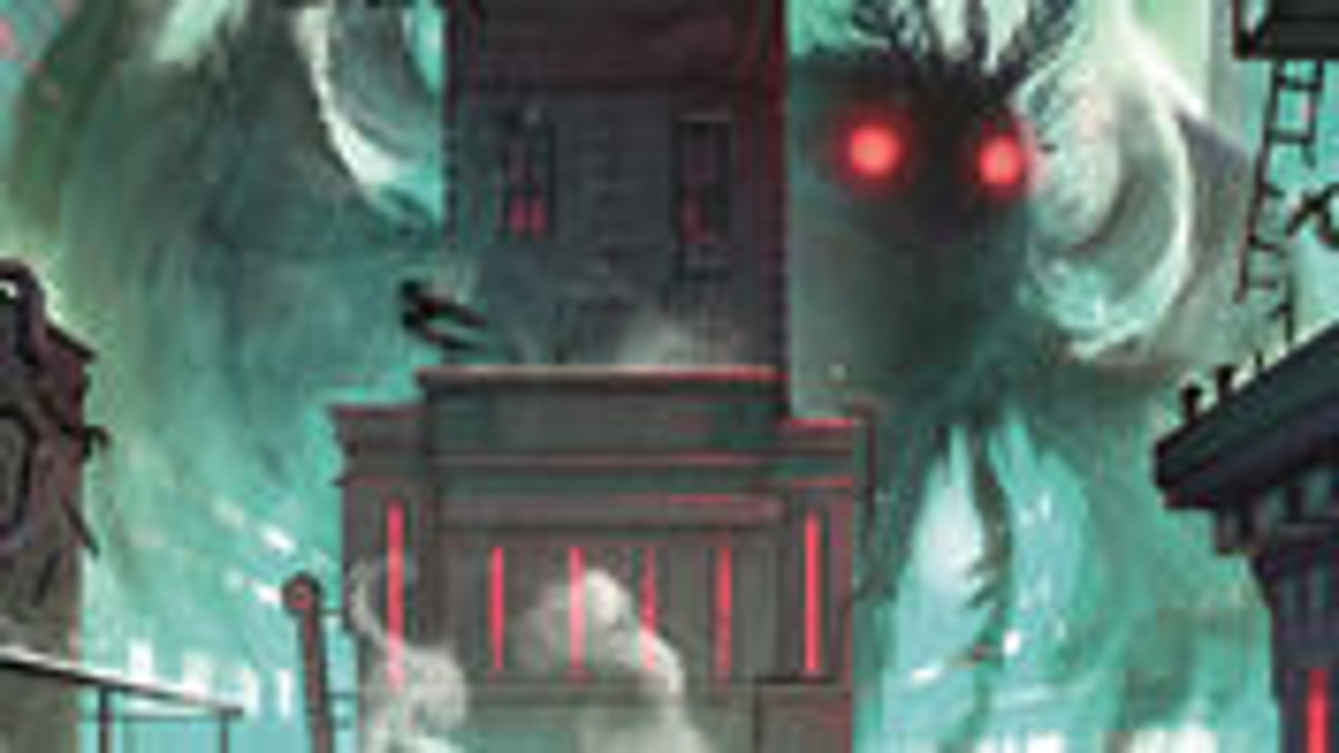Cryptid: Urban Shadows artwork