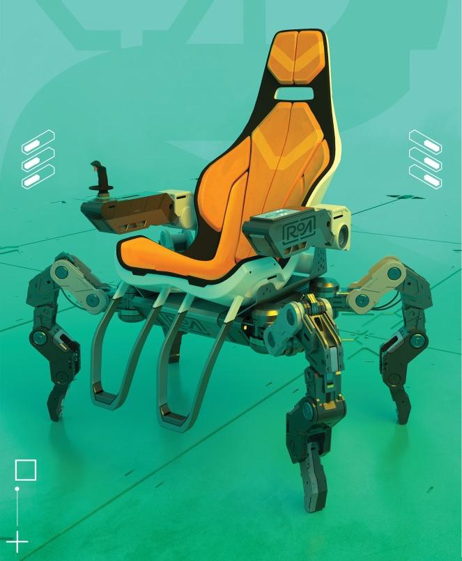 cyberpunk red cyberchair empty.png