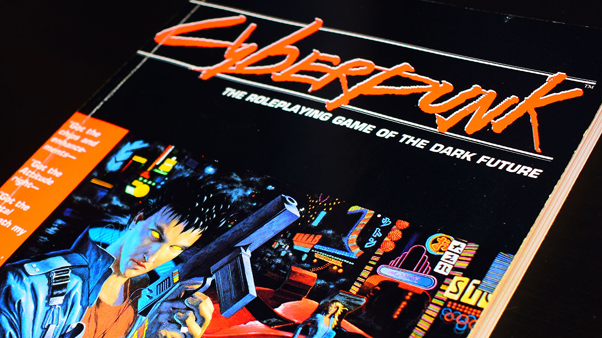 Five predictions about the future that the Cyberpunk 2020 ...