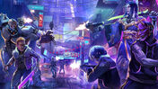 Image for Cyberpunk Red is spinning off into skirmish miniatures game Combat Zone