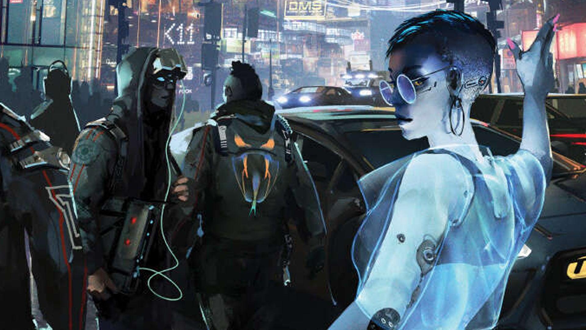 Cyberpunk Red Roleplaying Game Jumpstart Kit