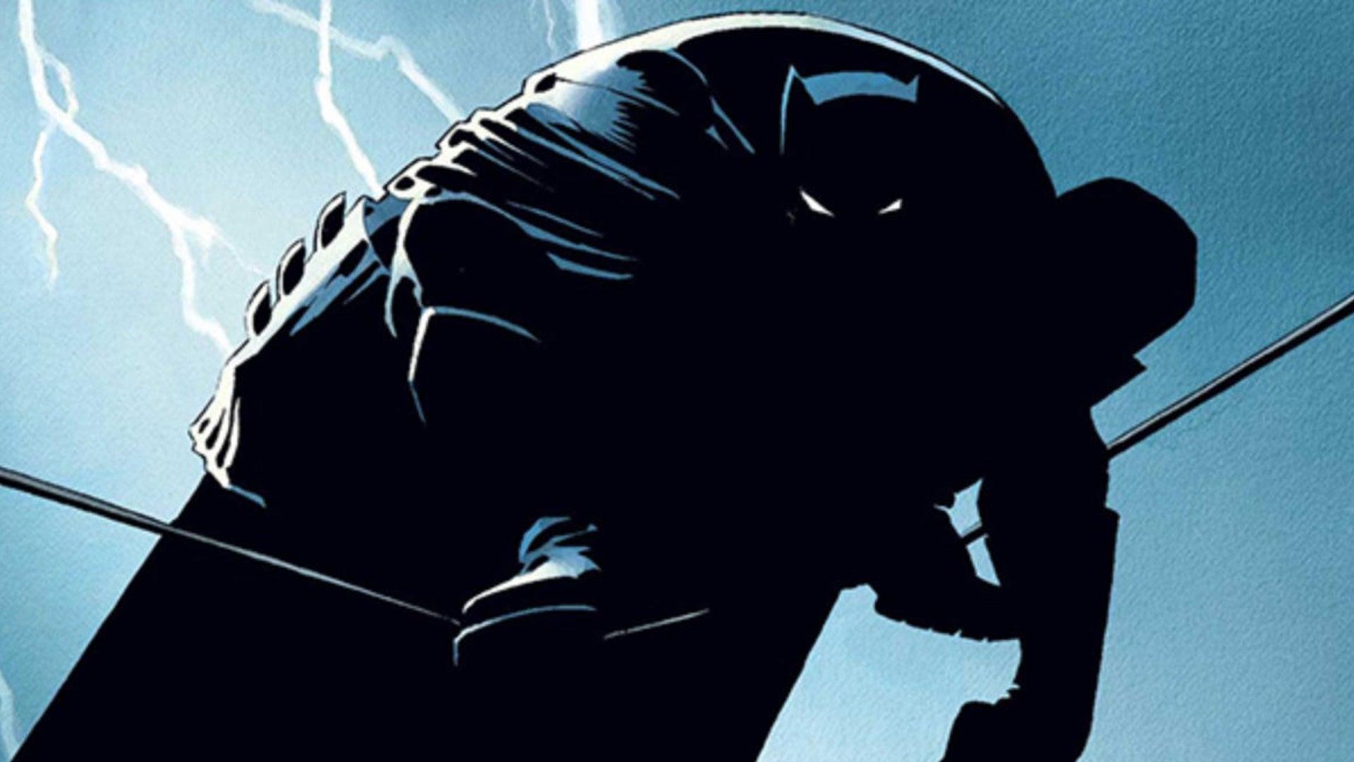 Batman: Dark Knight Returns comic cover