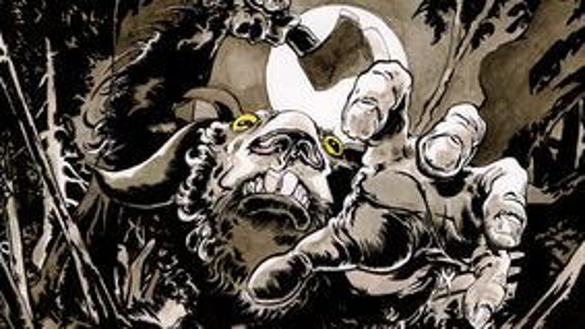 Dark Places and Demogorgons RPG artwork