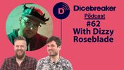 Image for How would Phoebe Bridgers and Insane Clown Posse RPGs play? D&D rapper Dizzy Roseblade joins the Dicebreaker Podcast to find out!