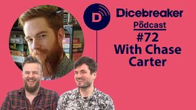 Image for We talk intriguing indie RPGs, MTG's latest reveals and Netrunner's (possible) return on the Dicebreaker Podcast!