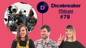 Image for What are the board games we're most excited to play at Essen Spiel 2021? It's the Dicebreaker Podcast!