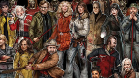 Dead of Winter board game artwork from Fantasy Flight