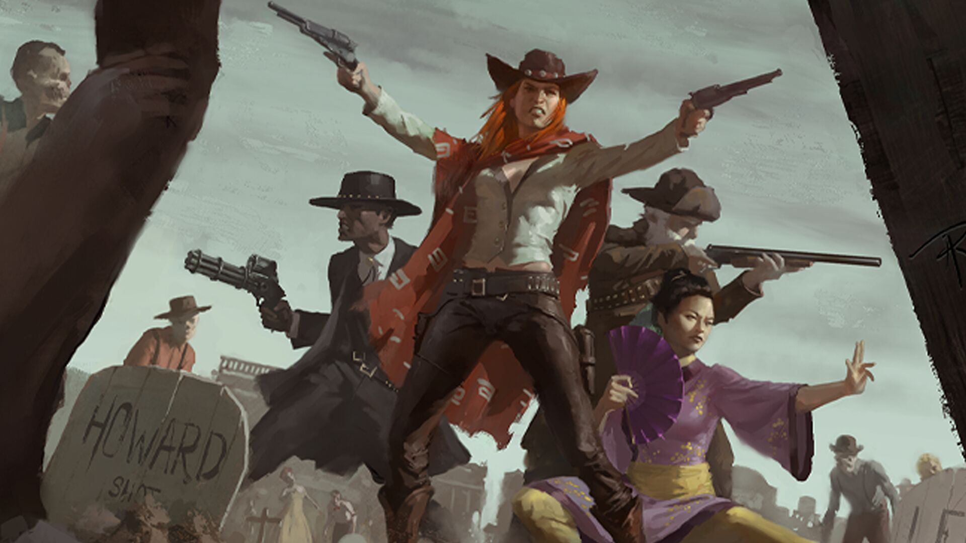 Deadlands' first big update in 15 years is looking like the best ...