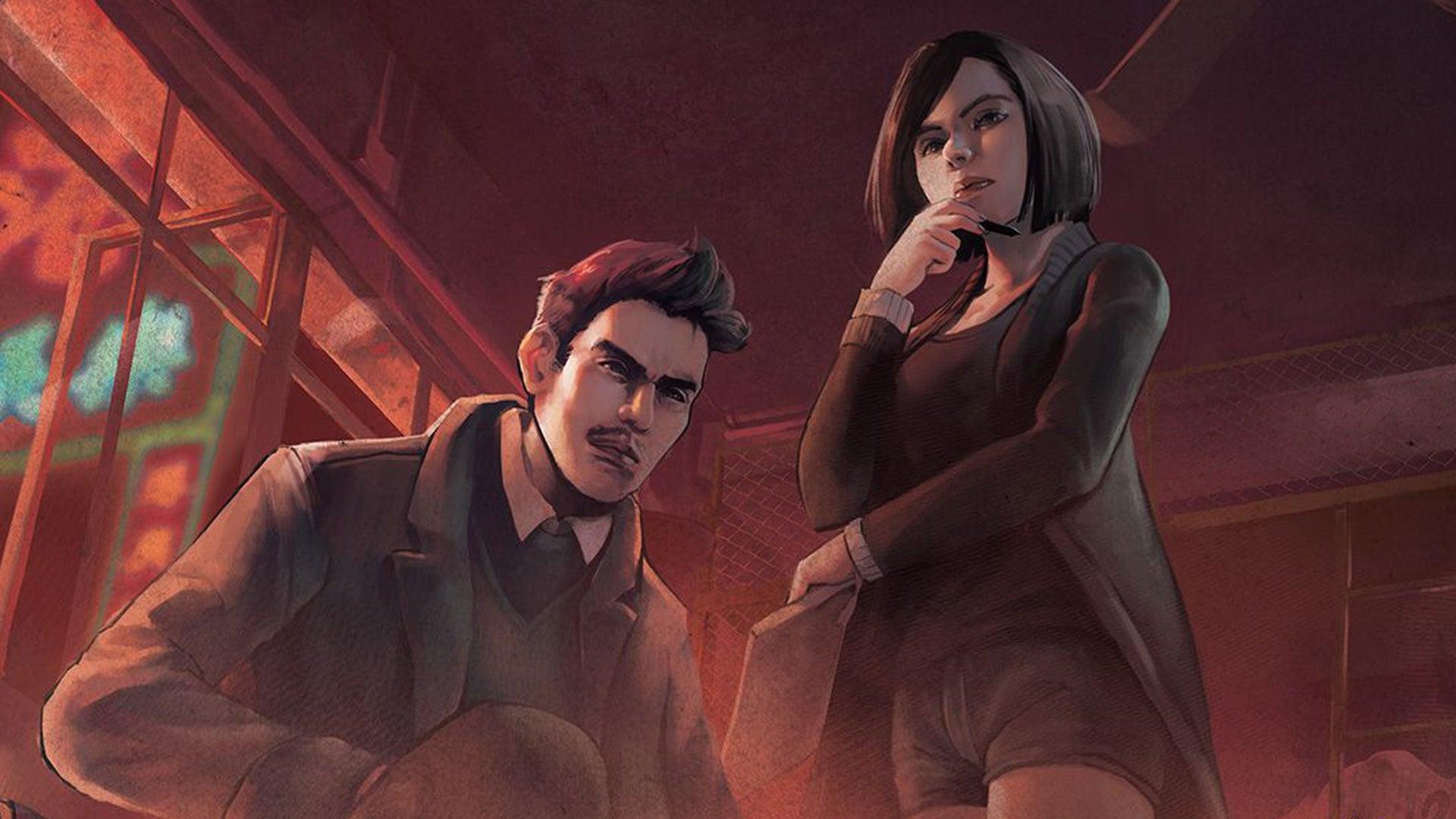 Deception: Murder in Hong Kong board game artwork