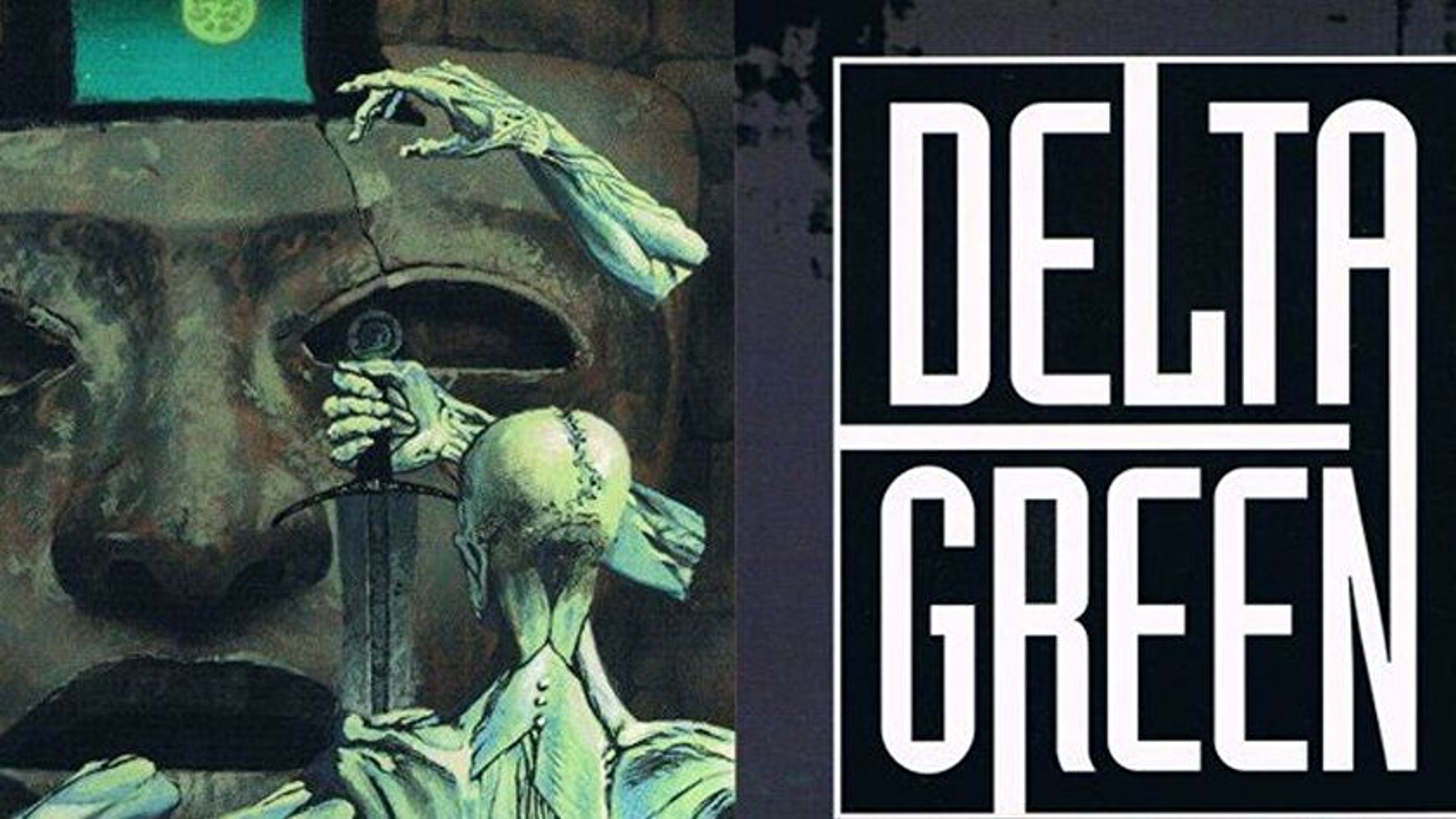 Delta Green RPG cover artwork 2