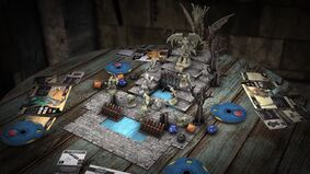 Image for Descent: Legends of the Dark releases next year with a companion app, 3D terrain - and $175 price tag