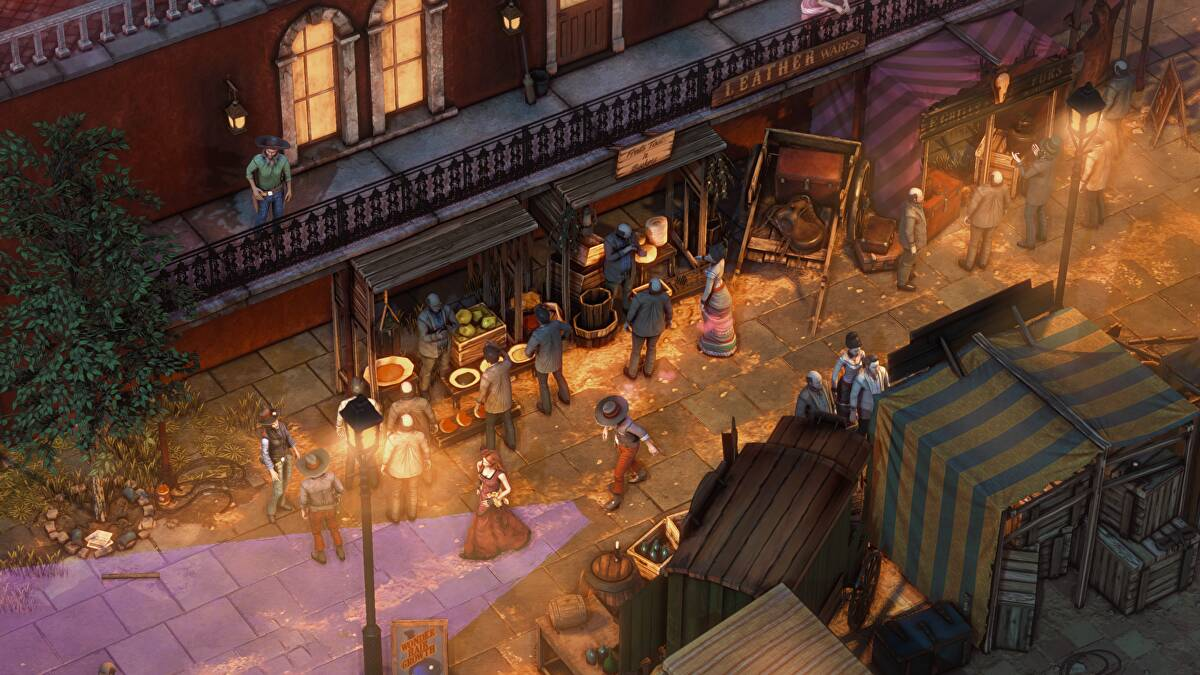 8 Ways The Desperados Pen And Paper Rpg Faithfully Captures The Video Game Sponsored Content Dicebreaker