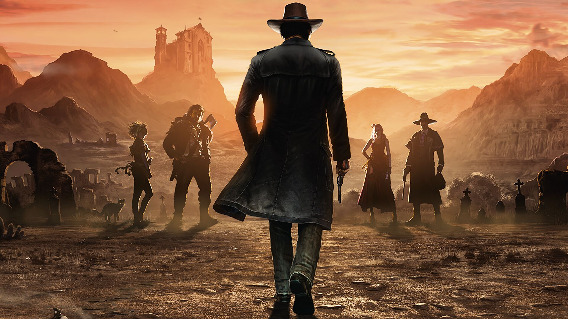 Wild West Stealth Action Video Game Desperados Iii Sneaks Out A Free Pen And Paper Rpg Dicebreaker