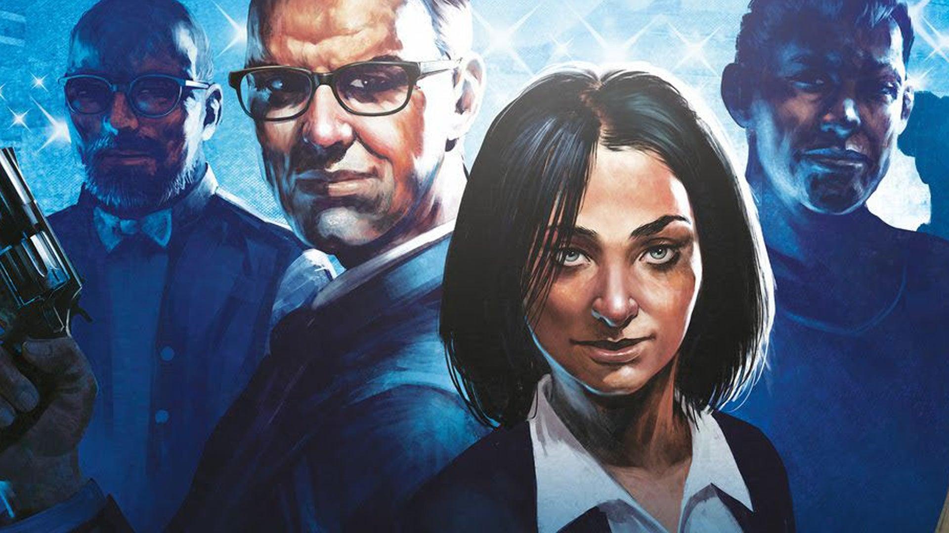 Detective: A Modern Crime Board Game - Season One artwork