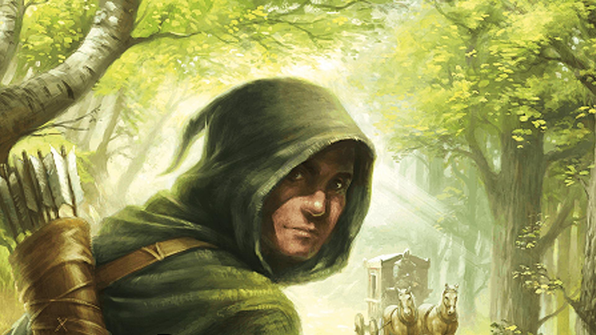 Die Abenteur des Robin Hood artwork