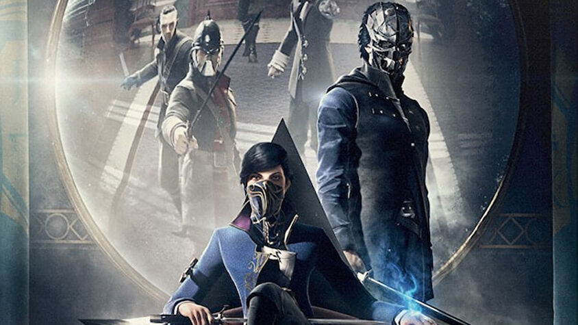 Dishonored roleplaying game artwork