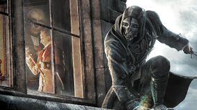 Dishonored roleplaying game artwork 4