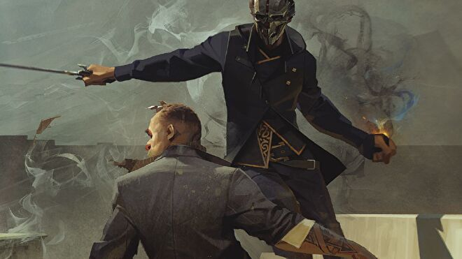 Dishonored roleplaying game artwork 6