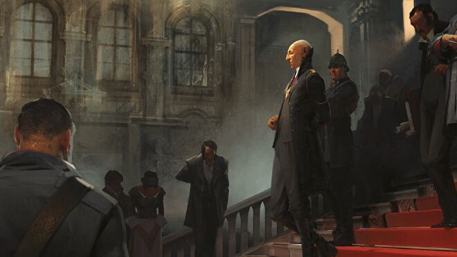 Dishonored roleplaying game artwork 8