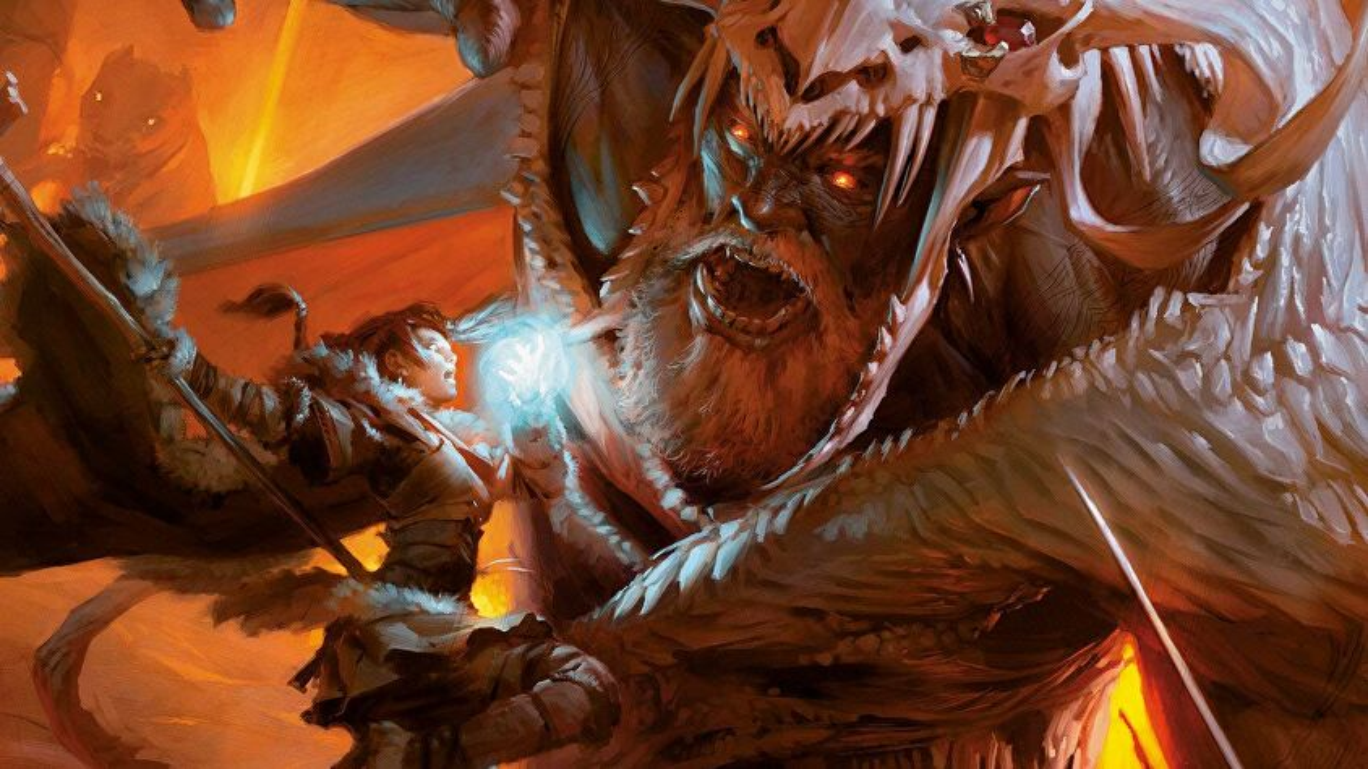 Dungeons and Dragons Players Handbook header image