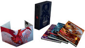Image for D&D 5E gift set, including three essential rulebooks and a DM screen, is 25% off right now