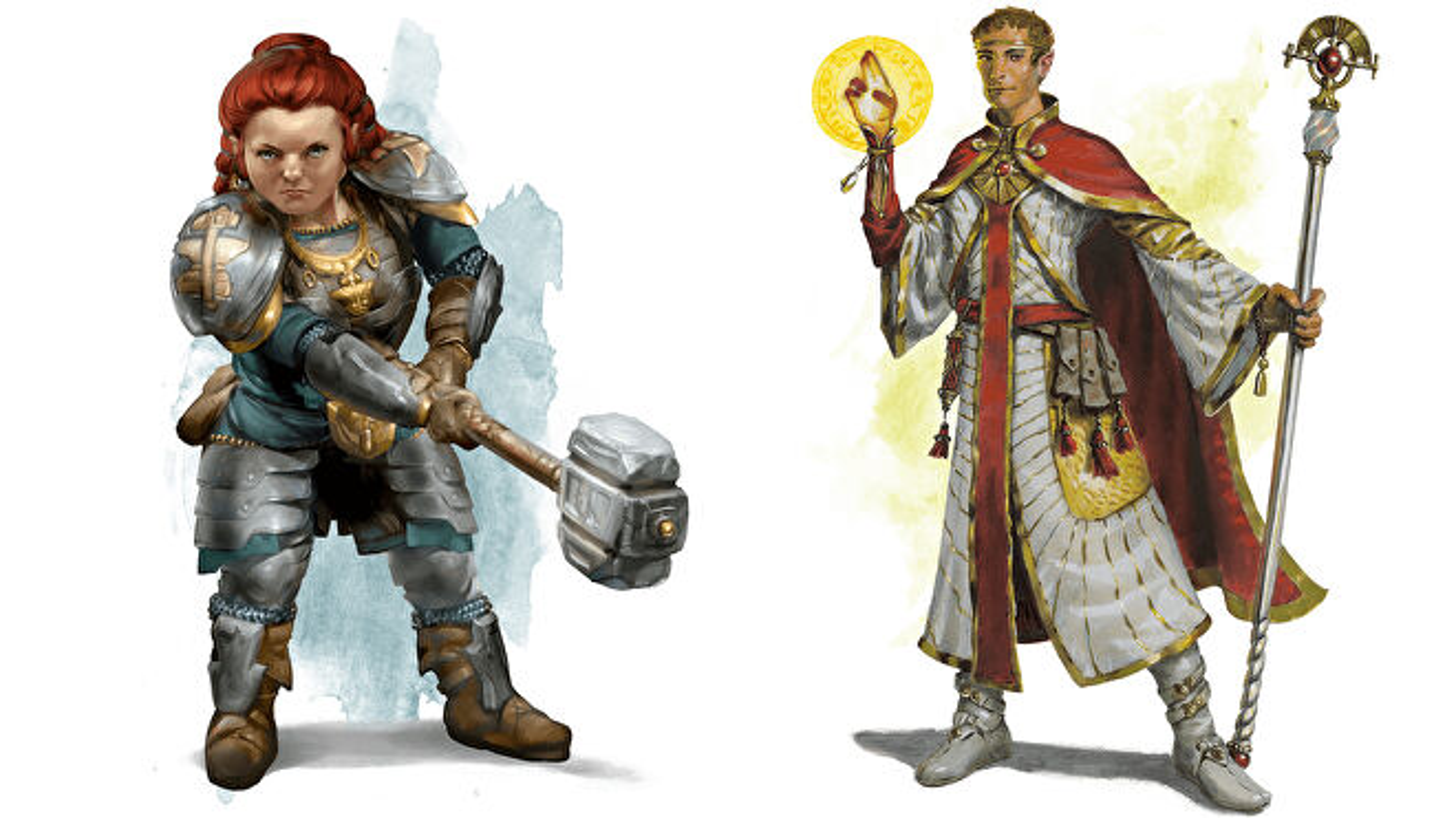 D&D Cleric images 8