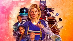 Image for Doctor Who RPG regenerates with a second edition, lets you create your own TARDIS