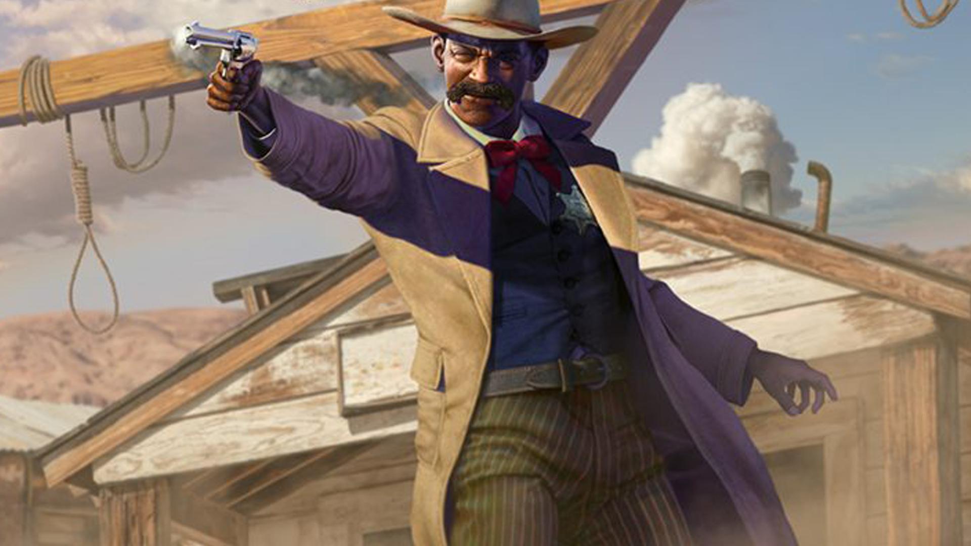 Doomtown: Weird West Edition artwork