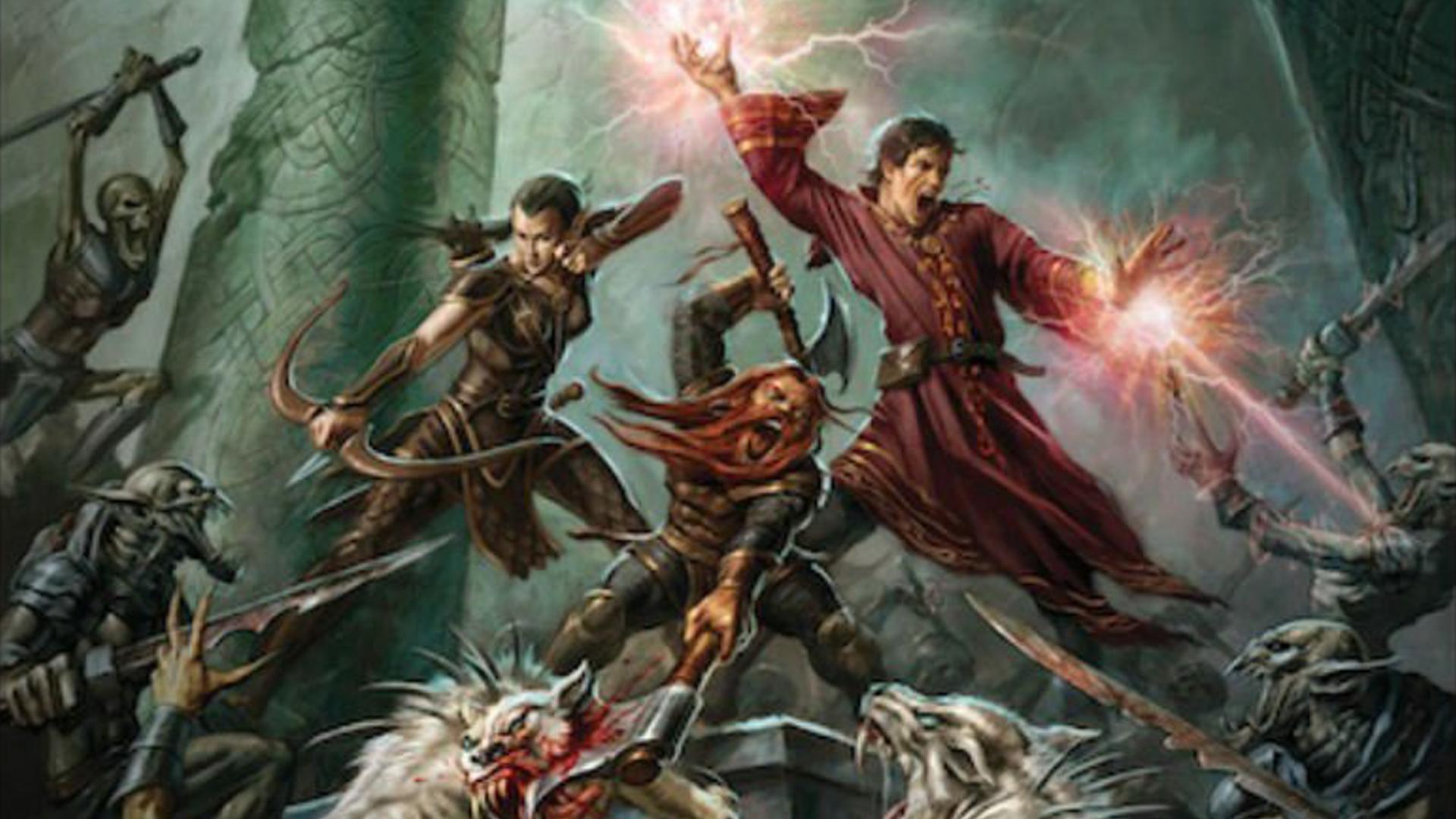 Dragon Age Roleplaying Game artwork 3