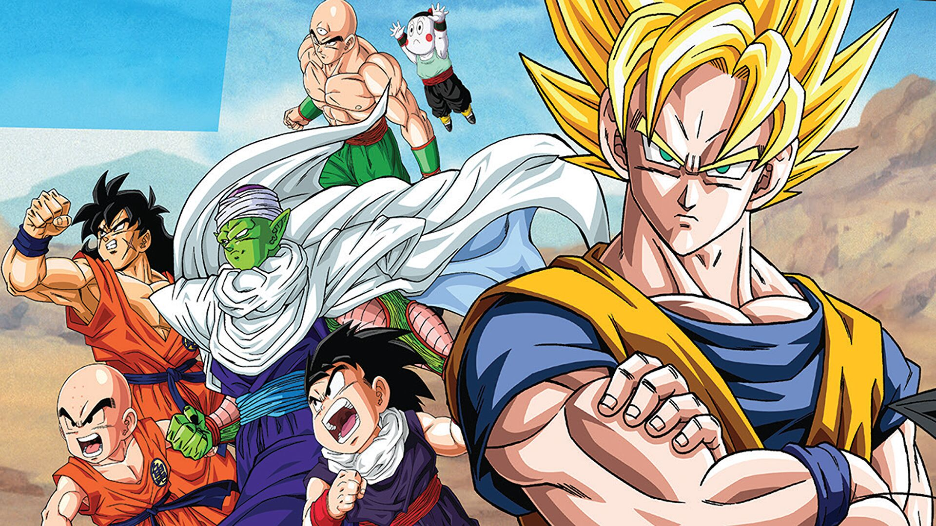 Dragon Ball Z: The Board Game Saga will let you play the anime series from  start to finish | Dicebreaker