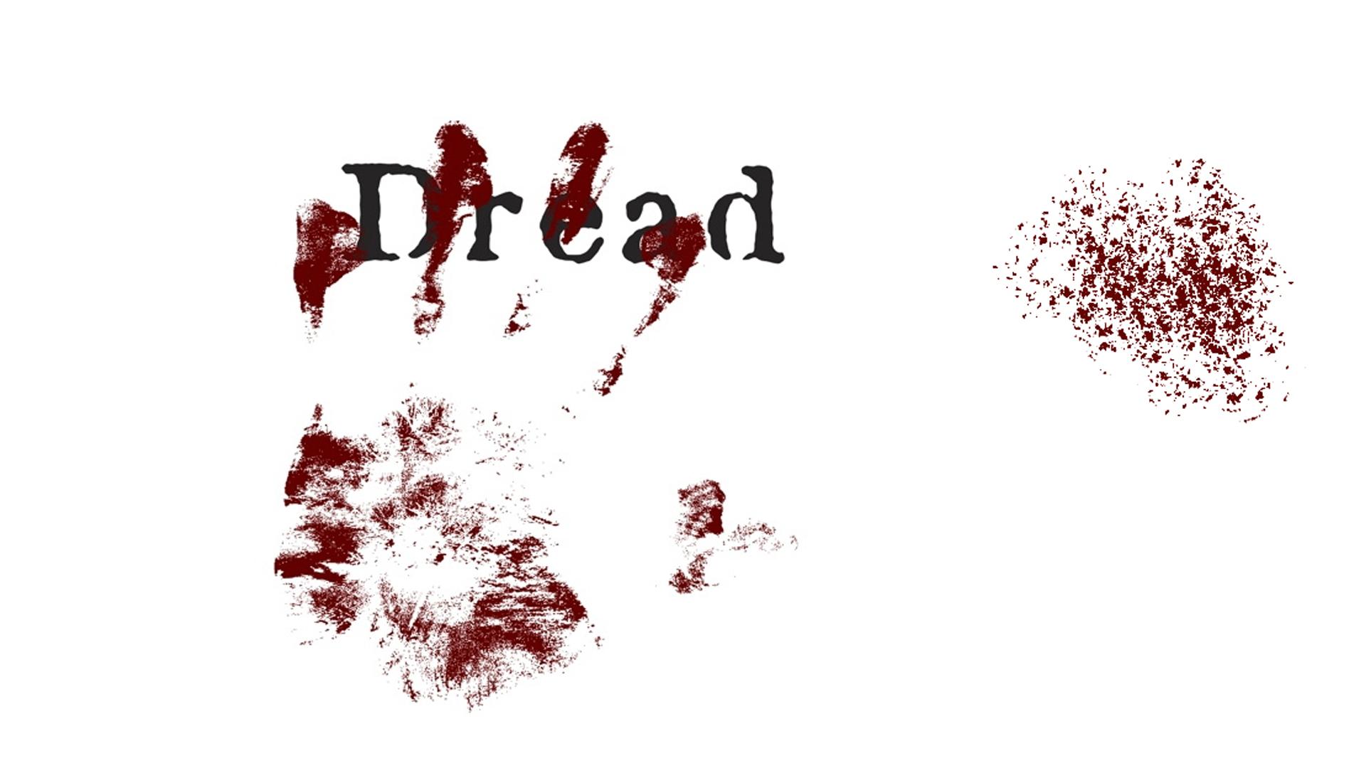 Dread, an easy horror tabletop RPG game.
