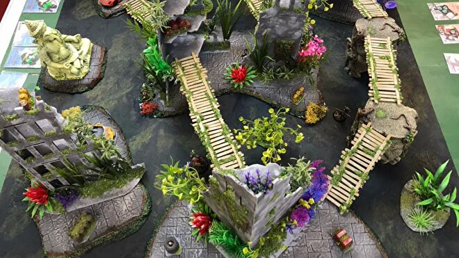 Drowned Earth miniatures game