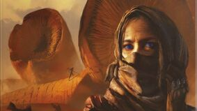 Image for Dune RPG lets players harvest spice on the surface of Arrakis in upcoming sourcebook Sand and Dust