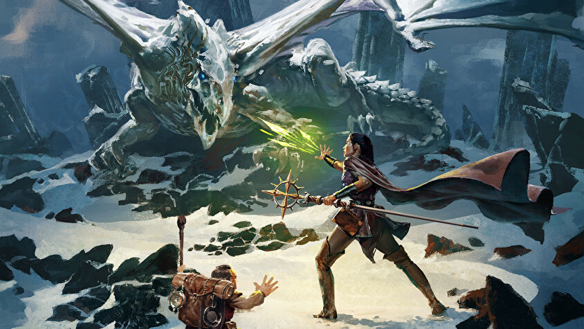 Dungeons & Dragons 5E Essentials Kit artwork