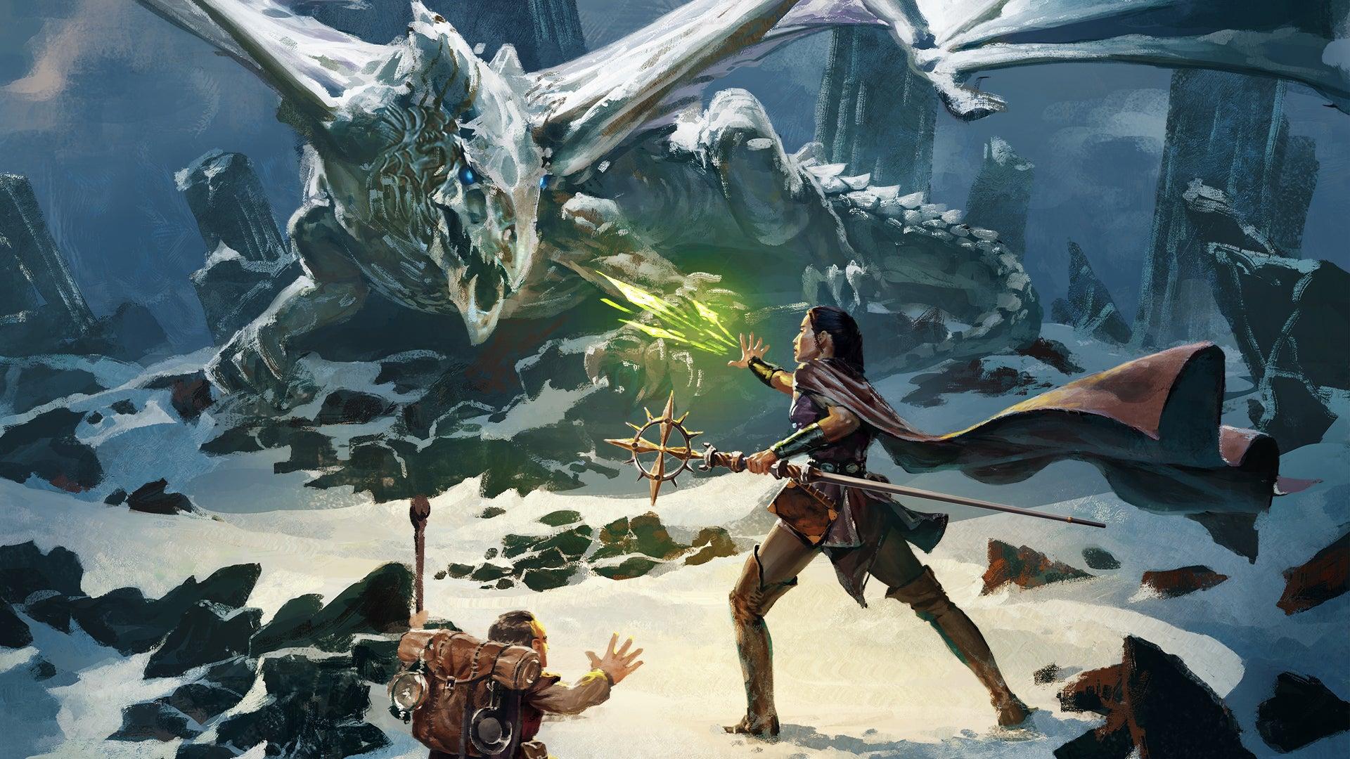 Dungeons & Dragons 5E Essentials Kit artwork