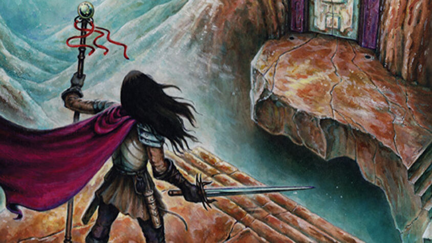 Dungeon Crawling Classics RPG rulebook cover